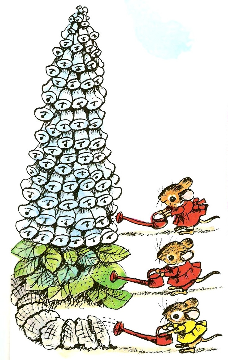 Mary's Meeses, By Richard Scarry