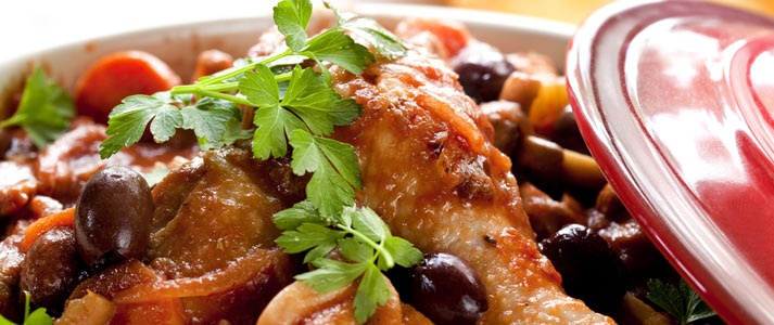tangy chicken casserole