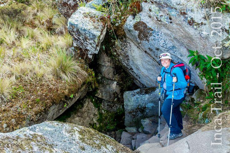 Hiking the Ink Trail to Machu Picchu