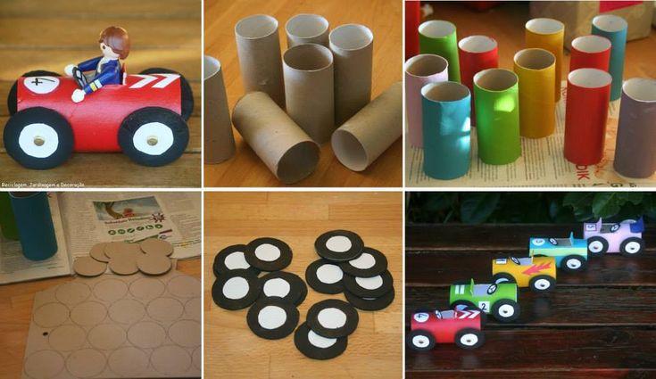 Para fazer com as crianças! Instruções sobre o feitio, aqui: http://kiflieslevendula.blogspot.com.br/2011/07/kisautok.html