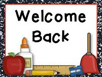 Classroom Freebies Too: Read the Room Labels and a Welcome Back Sign!