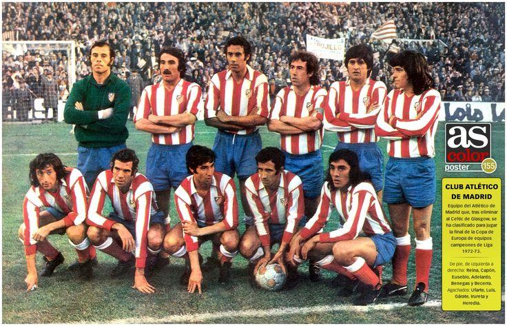 ATLÉTICO DE MADRID-1972-73
