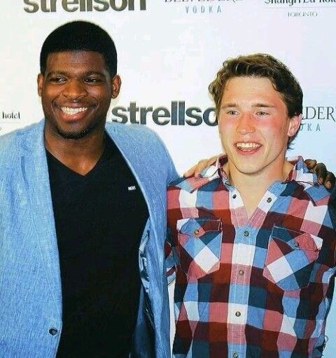 PK Subban and Brendan Gallagher
