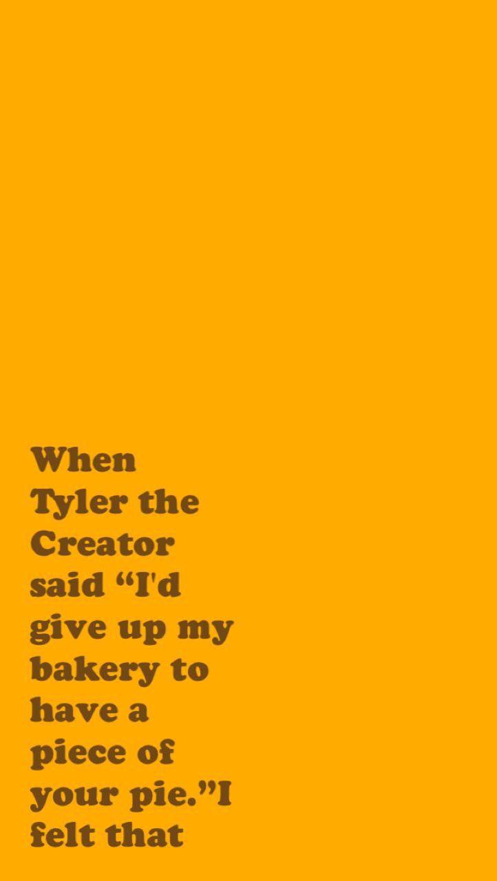 Tyler the Creator lyric | Quotes/Lyrics | Tyler the creator lyrics