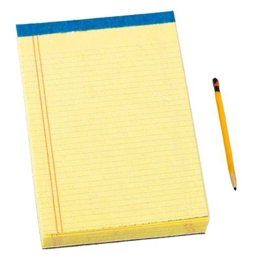 Legal pads.....your really gonna need one of these in debate;) lots of reasons,..speeches and flowing mainly. :P and maybe..just MAYBE..some doodles XD