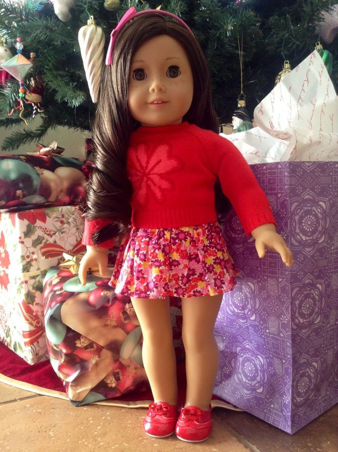 how to fix burnt american girl doll hair