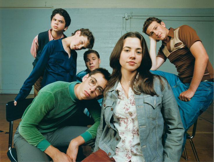 Netflix US & Canada Blog: Freaks & Geeks and Undeclared arrives in the US and Canada