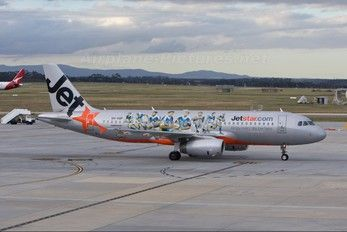 VH-VQP - Jetstar Airways Airbus A320 photo (1020 views)