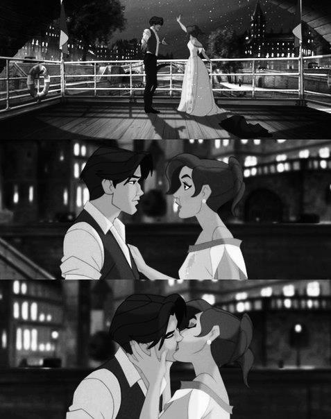 Anastasia. I looooooooooooooooooooove this movie (dont even care that its not technically disney)