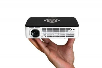 Projetor Aaxa KP-600-01 P300 Pico/Micro Projector with LED, WXGA 1280x800 Resolution, 300 Lumens, Pocket Size, Media Player and HDMI #Eletronicos #Projetor