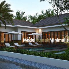 Model Rumah Minimalis Type 250 Bu Juliati