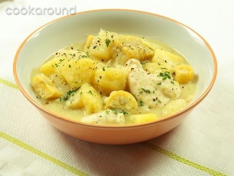 Zuppa di pollo: Ricette Colombia   Cookaround