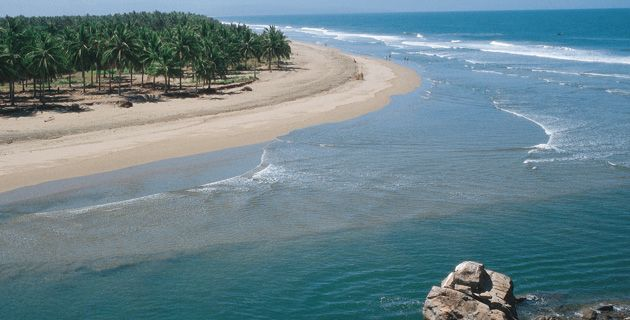 Playas escondidas de las costas de México   México Desconocido