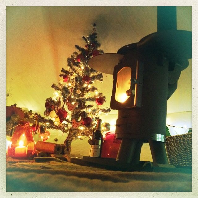 Christmas in the Glawning? Why not?!