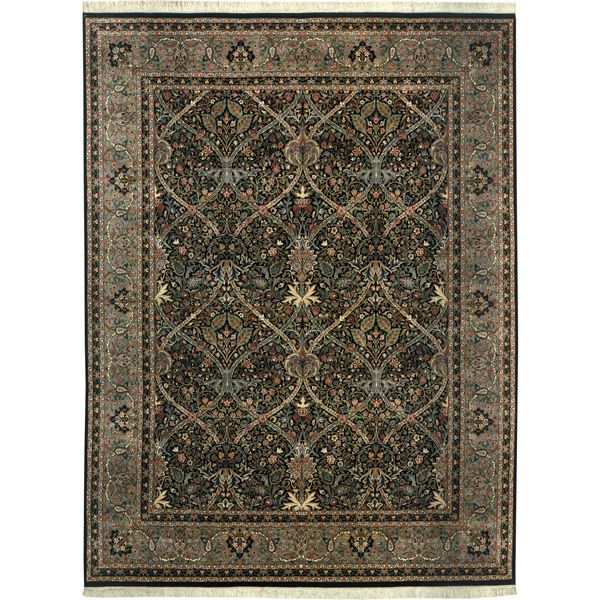 English Arts And Crafts Stickley Rug Hand Knotted