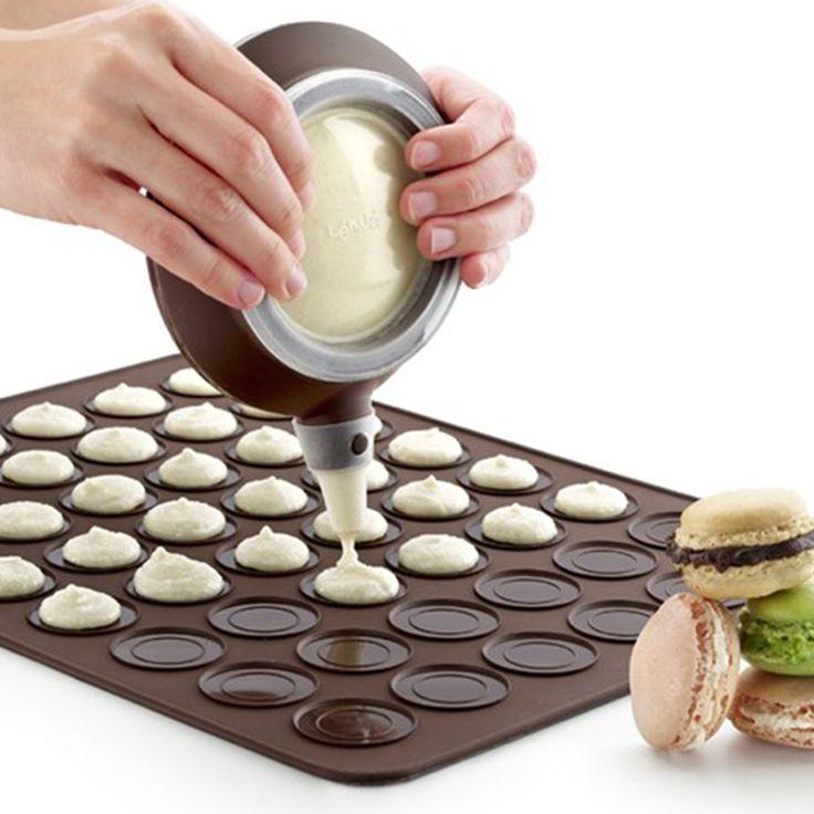 DIY Macaron Kit | #macaron More
