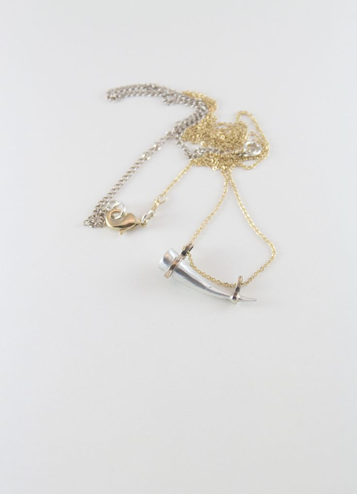 cornicello necklace / www.afarjewelry.com/shop