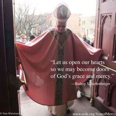 Opening the #HolyDoor #YearofMercy #JubileeYear