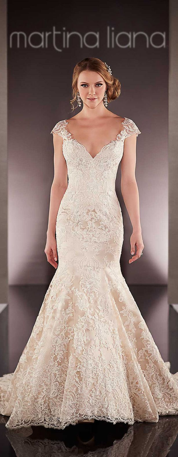 Martina Liana Spring 2016 Wedding Dress #coupon code nicesup123 gets 25% off at  Provestra.com Skinception.com
