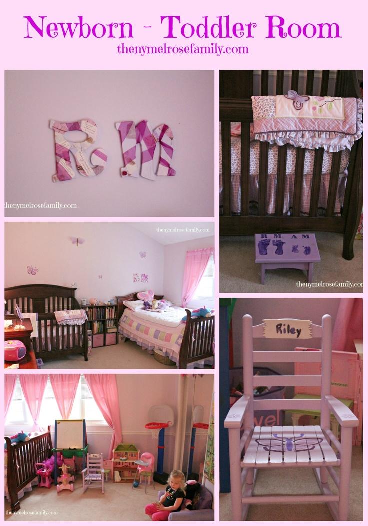 Newborn Toddler Room Reveal. Toddler RoomsKid RoomsBaby ...