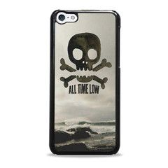 All Time Low Band Logo Art Iphone 5c Cases