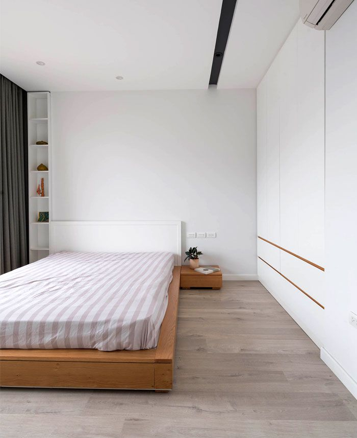 Residential Remodeling By Flat40 Architects Bedrooms Minimalist Best House Decoration Bedroom Minimalist Remodelling