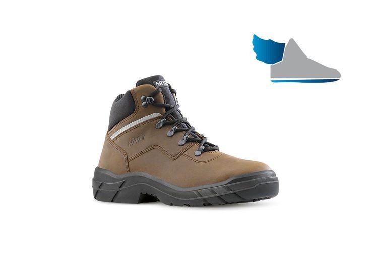 Pracovná, členková obuv model ARLES 947 4660 O2 FO SRC .   PRO POWER GRIP        odporučiť produkt    produkt v PDF    katalóg v PDF