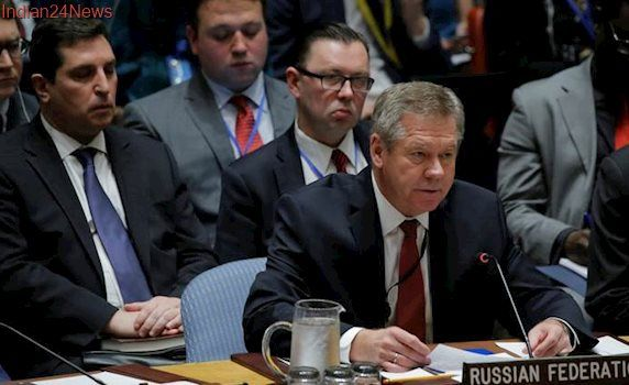 Russia says military options for North Korea 'unacceptable'