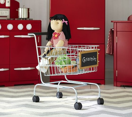 Come on... you know you always wanted a Shopping Cart to play with growing up :) Shop our toy sale today!