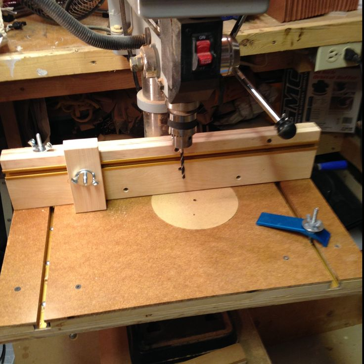 Delta Benchtop Drill Press - WoodWorking Projects & Plans