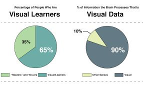 Image result for visual learning brain