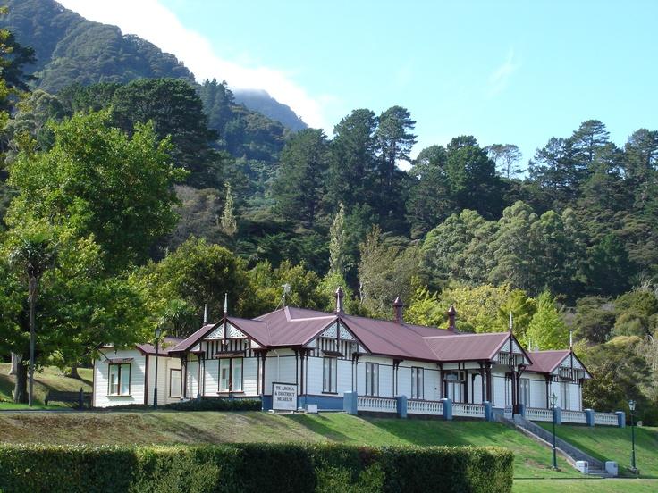 Te Aroha District Museum, Waikato New Zealand