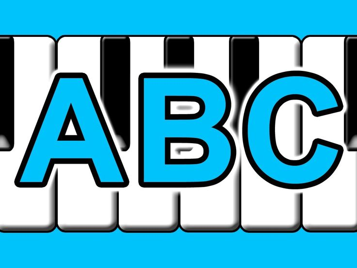 Kids having trouble #LearningABC? Use this piano playing video to motivate them #KidsLearning #AlphabetSong