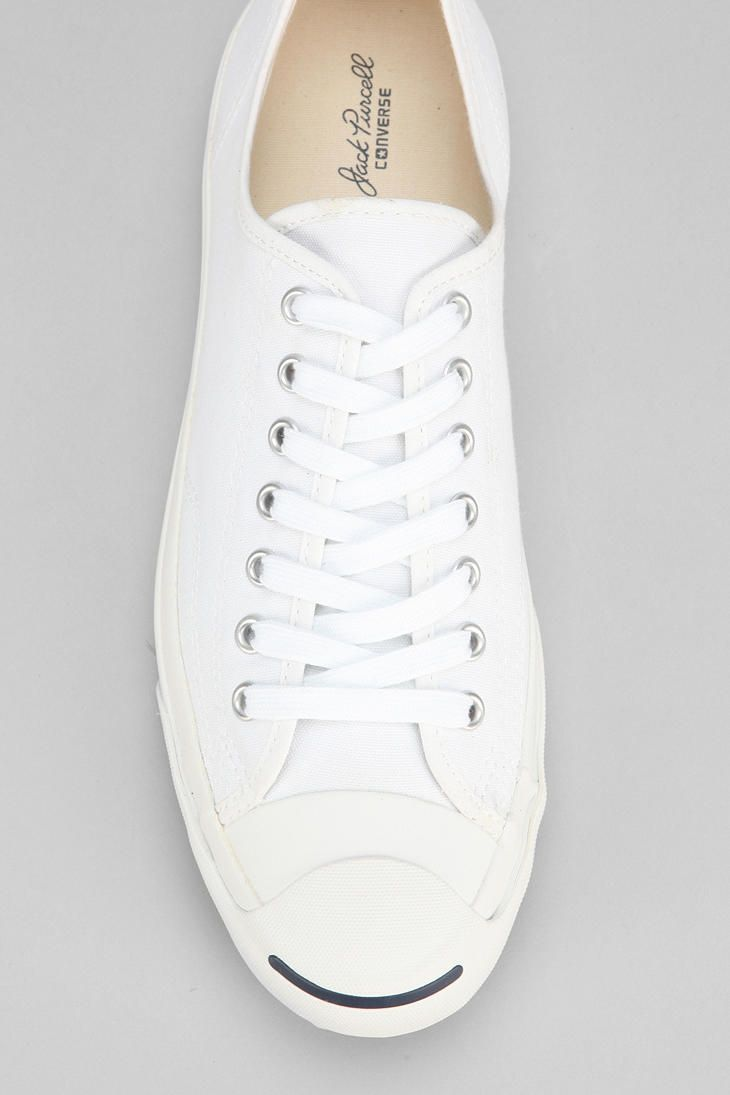 Converse Jack Purcell Sneaker different enough from the Chuck Taylor to let people know you want to fit in, but follow your own drum beat