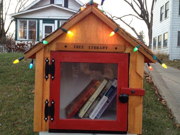 Best 25+ Little library ideas on Pinterest Free library, Little - free bol