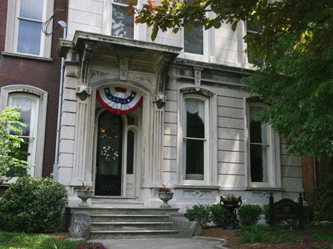 louisville-haunted-mansion-Haunted Nights...Stay in a real haunted Kentucky BED & BREAKFAST INN. The DuPont Mansion 1317 South Fourth Street Louisville, Kentucky   40208-502) 638-0045---flat screen cable TV,FREE wireless internet service.- 60 years and older, qualify for a 10% discount on any room booked between Sunday and Thursday