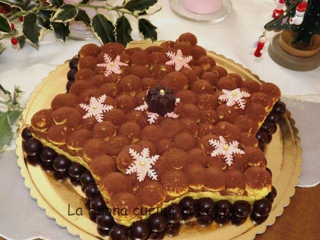 75 migliori immagini my piatti di natale su pinterest for Isola cucina a forma di torta
