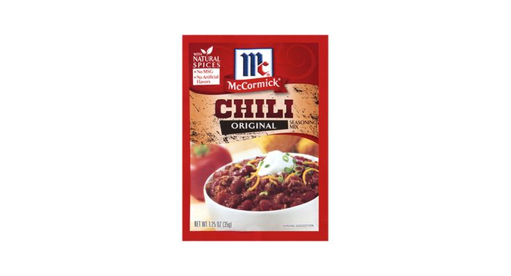 Chunky Chicken Chili is a flavorful, one-skillet meal that gets an exciting flavor twist from cinnamon. Serve with a tossed salad and corn bread.