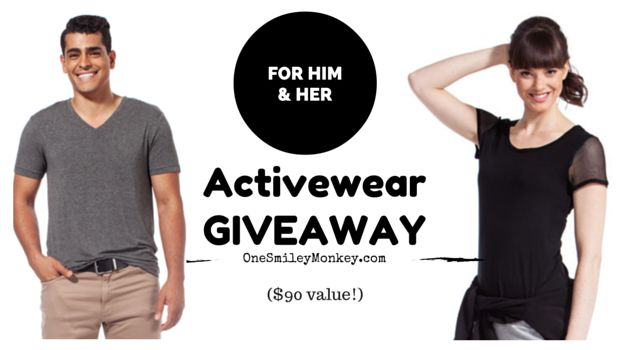 LNBF: His & Hers Fitness Style For the New Year! {Giveaway}