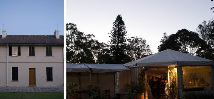 Government house sydney wedding