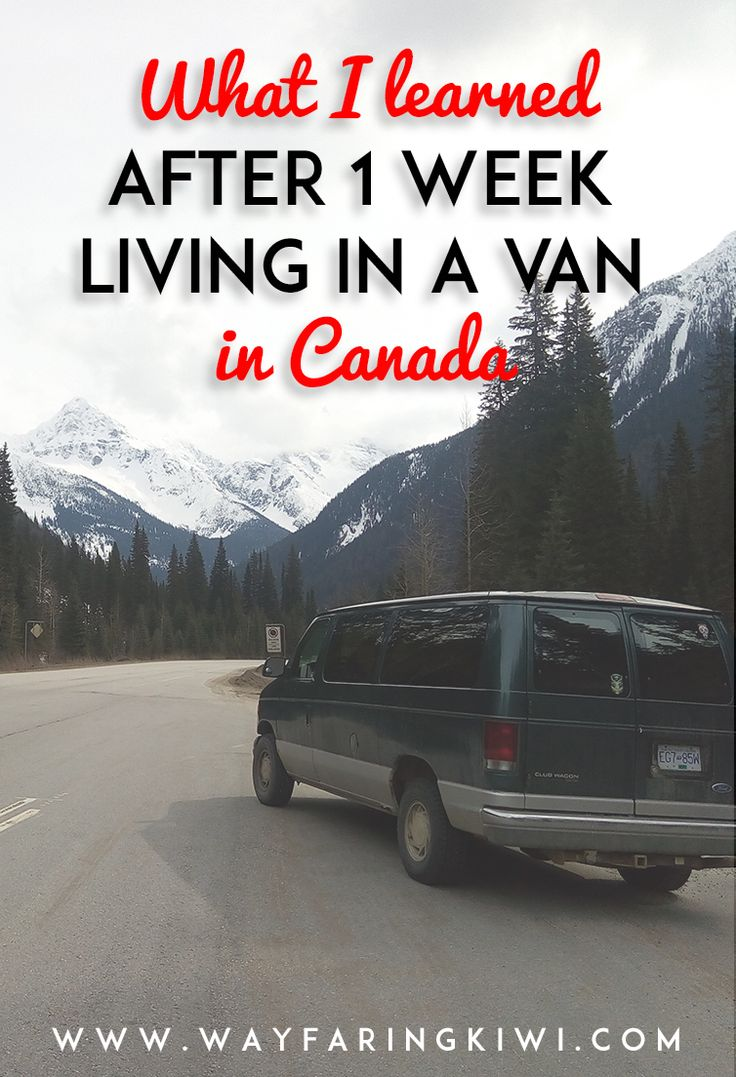 Van Life is becoming more and more common, especially with travelers. You quickly learn that travel is an expensive hobby to have, and that to have the best experiences you need to afford to pay for them, and before you know it you're sharing a room with nine other people or…living in a van.  Here are the nine things I've learned from my first week living the van life.