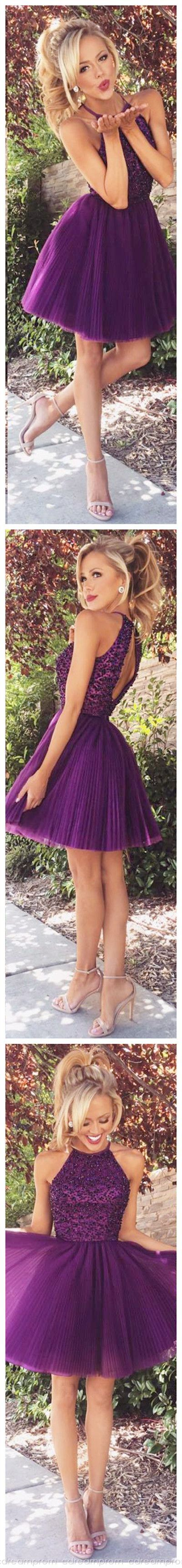 short dress prom dress homecoming dress