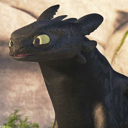toothless: