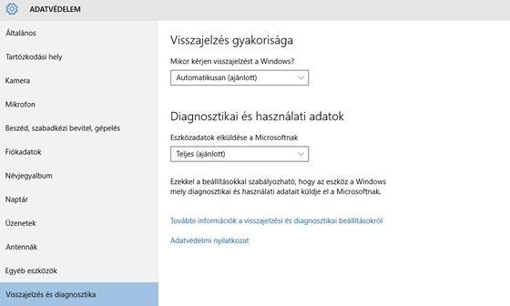 Tech: Kémkedik a Windows? Megszólalt a Microsoft - HVG.hu