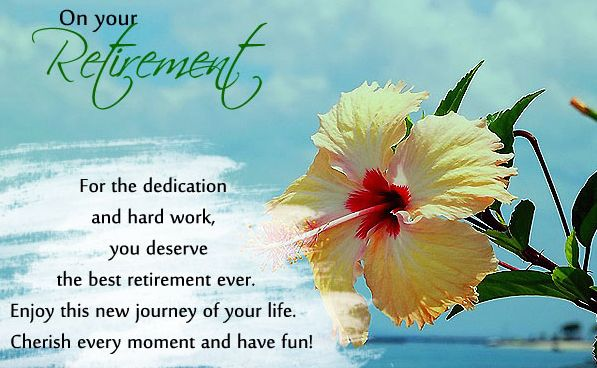 Retirement is your new journey inspirational quotes for retirement