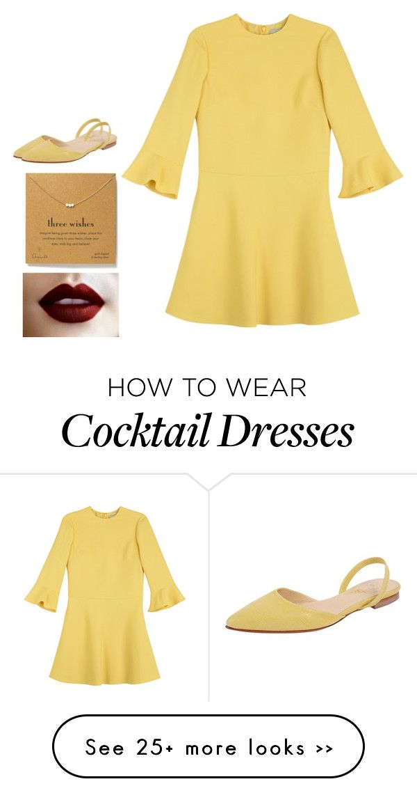 """""""Untitled #3769"""" by adi-pollak on Polyvore featuring Butter Shoes, Valentino and Dogeared"""