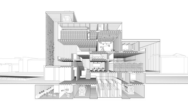 1000 Images About Architectural Presentation On Pinterest