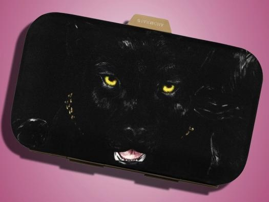 Givenchy Black Panther Clutch