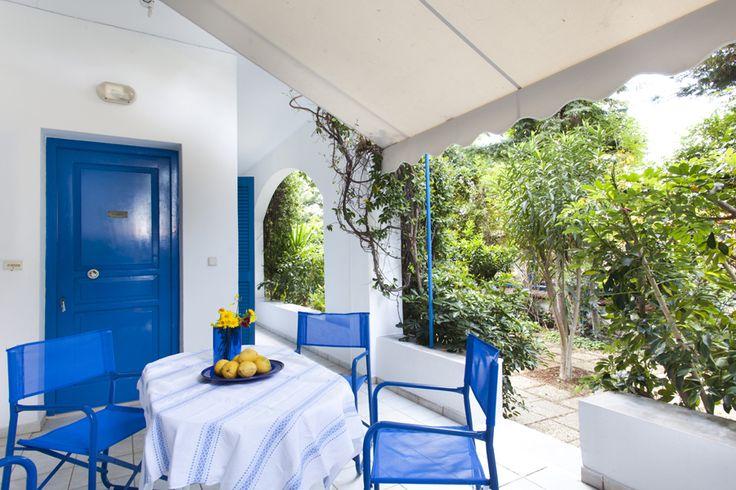 3room apartment and veranda in Daphne's Club