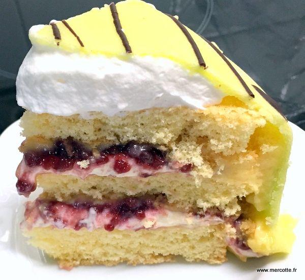 Sponge Cake Recette Meilleur Patissier